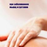 Илья Мельников — Массаж при заболеваниях мышц и суставов (2013) rtf, epub