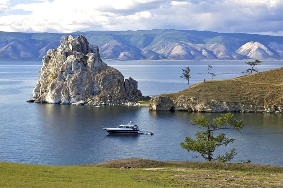 отдых озеро байкал