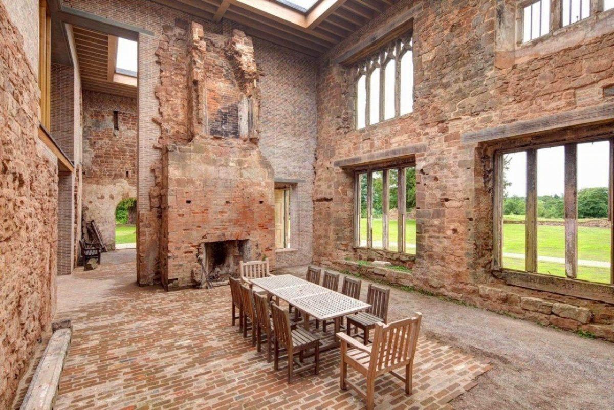 Реставрация это новая жизнь старого здания